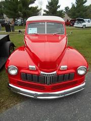 1946 Mercury Convertible (splattergraphics) Tags: 1946 mercury convertible customcar carshow ridgelypharmacycarshow ridgelyrailroadpark ridgelymd