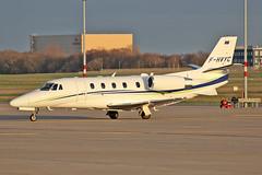 Cessna 560XL Citation XLS - F-HVYC - HAJ - 19.03.2019 (Matthias Schichta) Tags: haj hannoverlangenhagen eddv planespotting flugzeugbilder fhvyc cessna citation 560xl