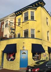 Koco's Pub (karma (Karen)) Tags: baltimore maryland hamilton kocospub cornerpub restaurant windows walls doors signs hww cmwd