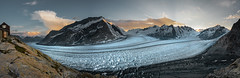 Aletsch Gletscher / Swiss Alps (Flo Stone) Tags: ifttt 500px aletsch gletscher glacier alps swiss mountains ice konkordia jungfrau wallis oberland switzerland