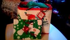 Christmas presents! (Maenette1) Tags: chrstmas presents granddaughter greatgranddaughter 2018 menominee uppermichigan flicker365 michiganchristmas