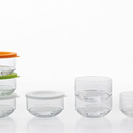 ガラス食器の写真