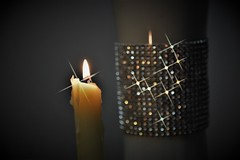 Candle (Carlos A. Aviles) Tags: candle vela light luz color macro