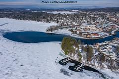 Laconia, NH (Lotterhand) Tags: laconia new hampshire lakes region winter snow ice england lake winnisquam