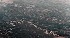 Snow-capped Ridges (zeesstof) Tags: geo:lat=3486329505 geo:lon=10115282736 geotagged zeesstof vacation flight aerial commercialflight unitedairlines amarillotohouston amatoiah aerialview windowseat texas