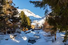 Andermatt (WaldyWhite) Tags: andermatt schweiz швейцария андермат зима горы winter