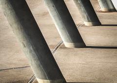 Concrete (*Capture the Moment*) Tags: 2019 allianzarena architecture architektur februar february fotowalk munich münchen sonyilce6300 stefan tum