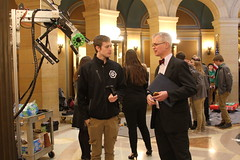 STEM Advocacy Day: Robotics Teams