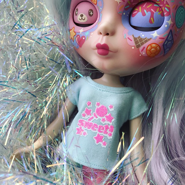 Fairy Sprinkle Puff t-shirt