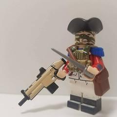 A Very Different War (TK-1776) Tags: lego legomilitary legofan legos legominifig legominifigure customlego customminifigure customlegominifigure custom military minifigco minifigures eclipsegrafx minifigure tinytactical war