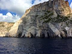 Keri Cliffs / Скалите край Кери (mitko_denev) Tags: ζάκυνθοσ ιονίων νήσων ελλάδα greece ionian islands zakynthos griechenland гърция йонийскиострови закинтос zante занте sea mediterranean йонийскоморе средиземноморие see meer magic landscape seascape пейзаж theflowerofthelevant caves cliffs keri кери κερί rocks пещери скали