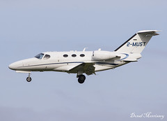 William McSweeney Cessna 510 Citation Mustang 2-MUST (birrlad) Tags: shannon snn international airport ireland aircraft aviation airplane airplanes bizjet private passenger jet arrival arriving approach finals landing runway cessna 2must 510 citation mustang c510 william mcsweeny