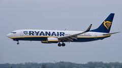 EI-EKV / Boeing B-737.8AS / Ryanair (PBe1958) Tags: transportation lietadlo aircraft airplane aero aeroplane airliner jetliner boeing b738 b7378as ryr ryanair bts bratislavaivankamrštefánik