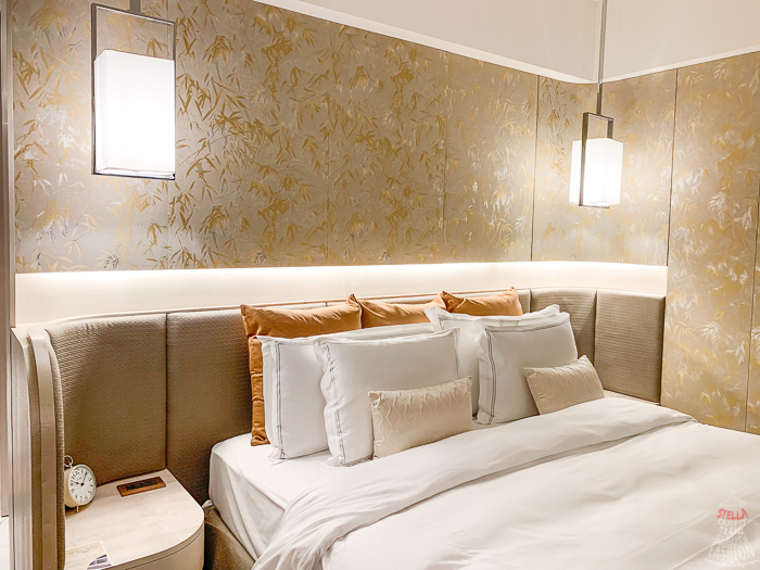 板橋凱薩大飯店房間