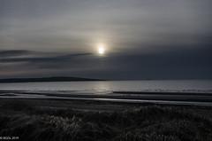 Oh, So Warm!! (BGDL) Tags: lightroomcc nikond7000 bgdl landscape odc nikkor18105mm3556g seascape sundown beach prestwick coldandbitter exaggerate