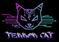 TerrorCat New Logo 2019 (Honigkatze Resident) Tags: sl secondlife 3d 3dworld virtual mesh clothes textures mods furry tattoo store shop brand texture mod original human maitreya belleza isis freya venus hourglass slink