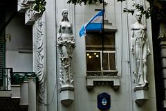 2014 - 04 - 10 - Ministerio de Seguridad Policia Federal Argentina Superintendent de Administracion (Mississippi Snopes) Tags: buenosaires securidad naked frieze
