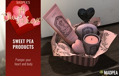 Sweet Pea Products - 14 Days of Love Calendar Day 11 (MadPea Productions) Tags: madpea productions 14days love calendar madpeas gifts gift decor decoration chic valentines valentine