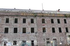 Wallace Craigie Works Dundee 2016 (5) (Royan@Flickr) Tags: 201605 wallace craigie works dundee william halley sons blackcroft landmark jute mill factory buildind demolished history 2016
