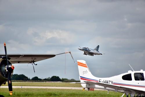 Dassault Mirage 2000B Armée de l'air n°525 115-AM