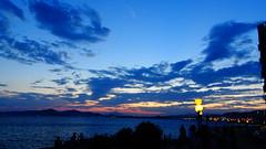 DSC04469 (omirou56) Tags: 169ratio sonydschx60v clouds sky evening hellas σουρουπο ουρανοσ συννεφα ελλαδα πειραιασ