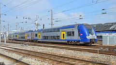 Z 24557/58 (329), Amiens - 03/09/2014 (Thierry Martel) Tags: z24500 amiens automotrice sncf