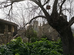 Torre campanario de Iglesia de la Asuncion de Granadilla Caceres 02 (Rafael Gomez - http://micamara.es) Tags: torre campanario de iglesia la asuncion granadilla caceres