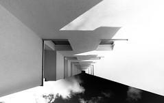Start your WARP Engines (rainerralph) Tags: sonyalpha architektur fe401224g hochhaus fassaden braunschweig facade sony schwarzweiss architecture a7r3 blackwhite