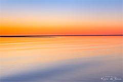 Sound of Silence! (karindebruin) Tags: maasvlakte nederland noordzee northsea thenetherlands zonsondergang zuidholland afzetting hightide hoogwater sunset water abstract
