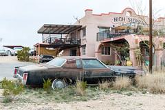 High Sierra Restaurant, Terlingua Texas