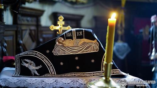 11.04.19 - Літургія Передосвячених Дарів в четвер 5-ї седмиці Великого посту