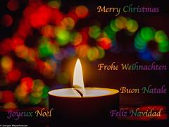 Weihnachtsgruß (J.Weyerhäuser) Tags: xmas weihnachten grus greeting sprachen