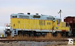Cedar Rapids & Iowa City (CIC) #103 (KansasScanner) Tags: iowafalls alden iowa williams cn bcol train railroad cic