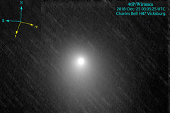 46P/Wirtanen 2018-Dec-25 03:05:25 UTC (cbellh47) Tags: comet wirtanen