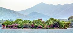 China HangZhou West Lake 13 (zwzzjim) Tags: park outdoor garden china tower building architecture hangzhou west lake
