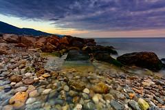 Entre riviere et mer (Greg Sorbier) Tags: lanscape