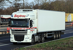 Jan 09 2019 M4 AV63DPN (jon L1049H) Tags: trucks daf m4 baytree
