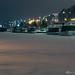 Peaceful winter evening (Ari Kalliala) Tags: olympus omdem1ii mzuiko40150f28pro winter tampere kortelahti finland ship dock streetlights