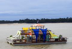 Restaurante flutuante (Marcio 75) Tags: restaurante flutuante rio riobranco boavista amazônia nikon nikkor50mm18
