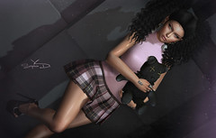 # ♥852 (sophieso.demonia) Tags: fabia level event codex dead dollz kinky uber utopiadesign fameshed x artis