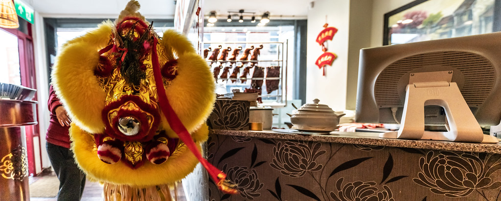 I WAS INVITED TO THE LUNAR NEW YEAR CELEBRATION AT MR. DINH ON CAPEL STREET [ THE YEAR OF THE PIG]-148742