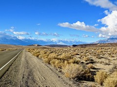 Moving From the Desert to the Mountains (morroelsie) Tags: deathvalley easternsierra sierras alabamahills morroelsie
