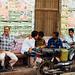 Men in Alley, Varanasi India