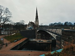 "Copenhagen 2019, ""Godly Bridge (© Amanov) (kingamanov) Tags: church bridge river canal park havnen kastellet copenhagen denmark"
