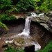 Blue Hen Falls and Cuyahoga Valley National Park