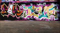 RIP Pow / Name26 (Alex Ellison) Tags: rippow pow power powerizm tribute name name26 dds smc southlondon urban graffiti graff boobs halloffame hof