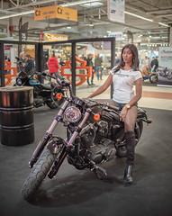Motorcycle Show (Patryk Krzyzak) Tags: 2019 bike fotograf fotografia moto motocykl motorcycle motorcycleshow nowadeba patrykkrzyzak polska sandomierz targi tarnobrzeg warsaw warszawa kawasaki ducati mootrbike show