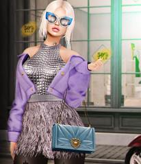 💜 (Danielle Livadi) Tags: fashionblog fashionvictims femme fashionista fashionblogger fahionstyle femalefashion female femmefatale feeltherush 3d 3dpeople 3dgirls 3design 3dart 3dfashion 3dgirl second life virtuallife evie ryvolter access collabor88 lagyo