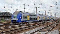 Z 24545/46 (323), Amiens - 28/04/2014 (Thierry Martel) Tags: z24500 amiens automotrice sncf