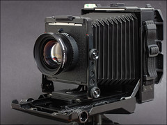 Toyo 45CF (hans der insulaner) Tags: kamera grossformat largeformat analog
